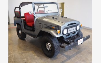 1972 Toyota Land Cruiser for sale 101279495