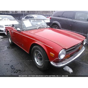 1972 Triumph TR6 for sale 101101537