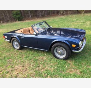 1972 Triumph TR6 for sale 101138742