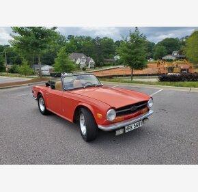 1972 Triumph TR6 for sale 101214283