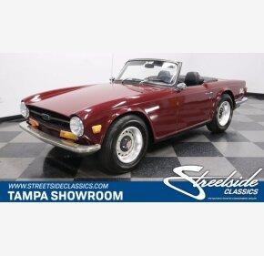 1972 Triumph TR6 for sale 101330591