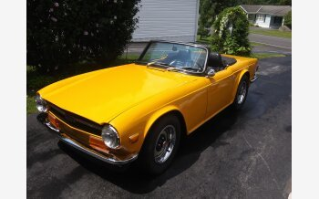 1972 Triumph TR6 for sale 101394484