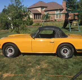 1972 Triumph TR6 for sale 101428166