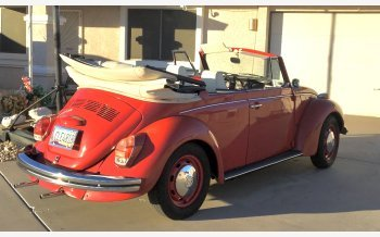 1972 Volkswagen Beetle for sale 101323675