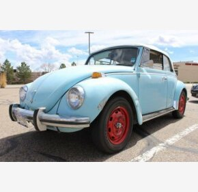 1972 Volkswagen Beetle Convertible for sale 100874330