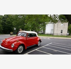 1972 Volkswagen Beetle for sale 100877635