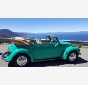 1972 Volkswagen Beetle for sale 101036196