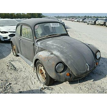 1972 Volkswagen Beetle for sale 101237322