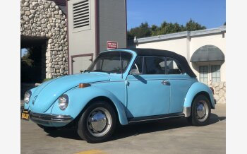 1972 Volkswagen Beetle Super Convertible for sale 101260809