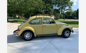 1972 Volkswagen Beetle Coupe for sale 101341274