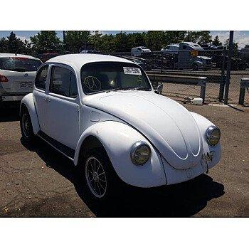 1972 Volkswagen Beetle for sale 101342101
