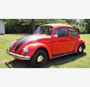 1972 Volkswagen Beetle for sale 101345897