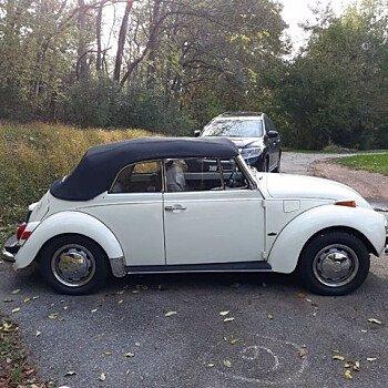 1972 Volkswagen Beetle Convertible for sale 101399523