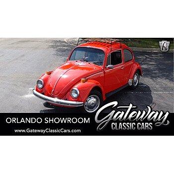 1972 Volkswagen Beetle for sale 101468381