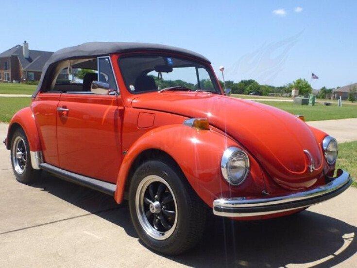 1972 Volkswagen Beetle for sale 101540028