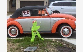 1972 Volkswagen Beetle Convertible for sale 101565289