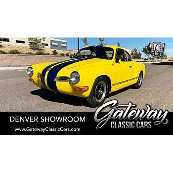 1972 Volkswagen Karmann-Ghia for sale 101215775