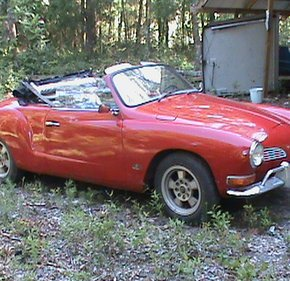 1972 Volkswagen Karmann-Ghia for sale 101218466