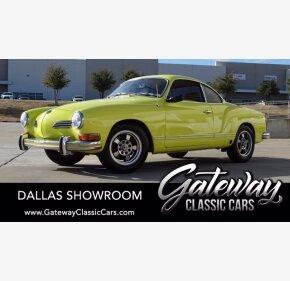 1972 Volkswagen Karmann-Ghia for sale 101437732