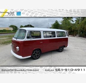 1972 Volkswagen Vans for sale 101115149