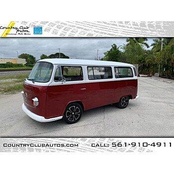 1972 Volkswagen Vans for sale 101115149