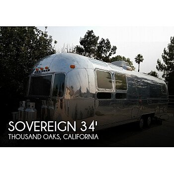 1973 Airstream Sovereign for sale 300326091