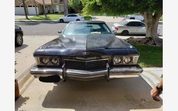 1973 Buick Riviera Coupe for sale 101207301