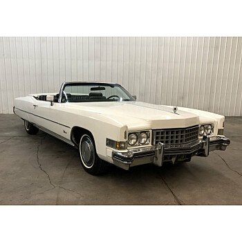 1973 Cadillac Eldorado for sale 101067774