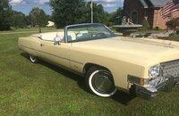 1973 Cadillac Eldorado Convertible for sale 100973222