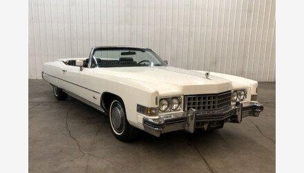 1973 Cadillac Eldorado for sale 101067774