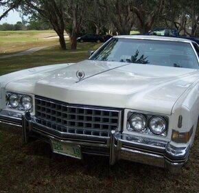 1973 Cadillac Eldorado Coupe for sale 101290380