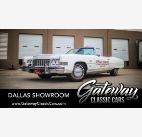 1973 Cadillac Eldorado for sale 101290895