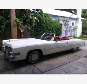 1973 Cadillac Eldorado for sale 101330818