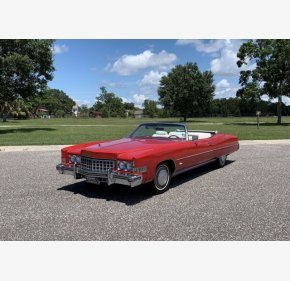 1973 Cadillac Eldorado for sale 101348040