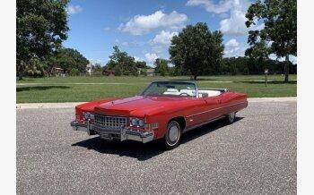 1973 Cadillac Eldorado for sale 101348040