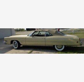 1973 Cadillac Eldorado Convertible for sale 101350002