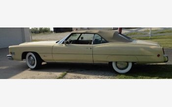 1973 Cadillac Eldorado Convertible for sale 101350002
