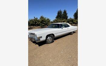 1973 Cadillac Eldorado Convertible for sale 101597007