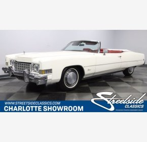 1973 Cadillac Fleetwood for sale 101342685