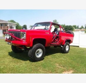 1973 Chevrolet Blazer for sale 101210159