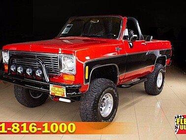 1973 Chevrolet Blazer for sale 101352793