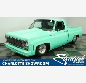 1973 Chevrolet C/K Truck for sale 101218437