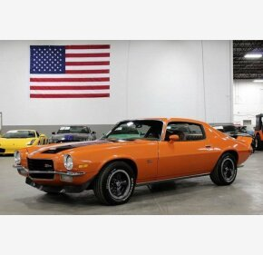 1973 Chevrolet Camaro Classics For Sale Classics On