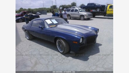 1973 Chevrolet Camaro for sale 101169439