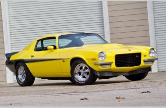 1973 Chevrolet Camaro Z28 for sale 101263194