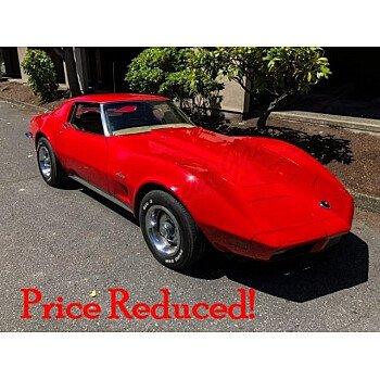 1973 Chevrolet Corvette for sale 101038200