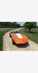 1973 Chevrolet Corvette Convertible for sale 101041721