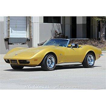 1973 Chevrolet Corvette for sale 101186995