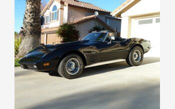 1973 Chevrolet Corvette Convertible for sale 101288136