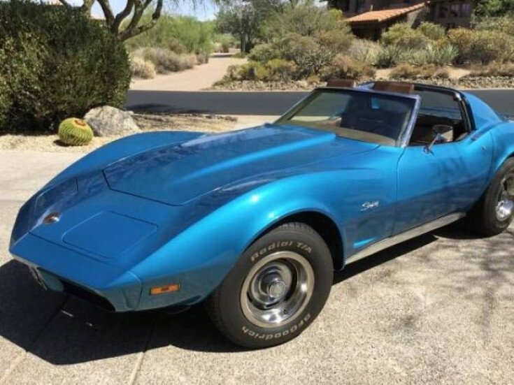 1973 Chevrolet Corvette for sale 101302366